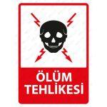 DEKOTA - Ölüm Tehlikesi Levhası